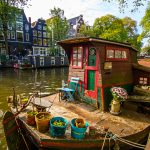Booking a houseboat in Amsterdam