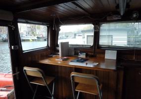 Kromme Waal 1011BV,Amsterdam,Noord-Holland Netherlands,Houseboat,Kromme Waal,1024
