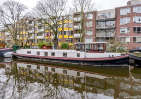 De Wittenkade 36w, Amsterdam, Noord-Holland Netherlands, ,Houseboat,For Rent,De Wittenkade ,1029