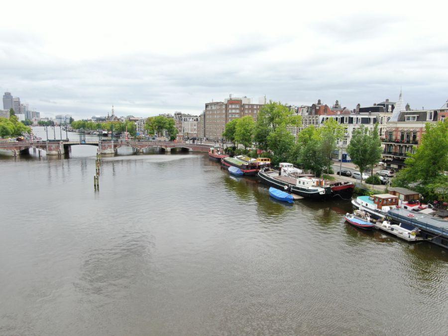 Amsteldijk 707 1074, Amsterdam, Noord-Holland Netherlands, ,Houseboat,For Rent,Amsteldijk,1033
