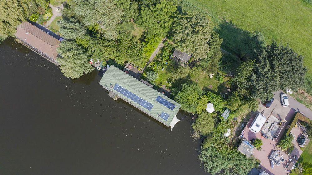 Zijkanaal F Oostzijde 22 1165 LX, Halfweg (Spaarnwoude), Noord-Holland Netherlands, ,Houseboat,For Rent,Zijkanaal F Oostzijde ,1038