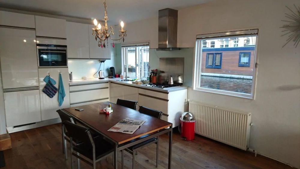 Da Costakade 308 1052 SJ, Amsterdam, Noord-Holland Netherlands, ,Houseboat,For Rent,Da Costakade ,1039