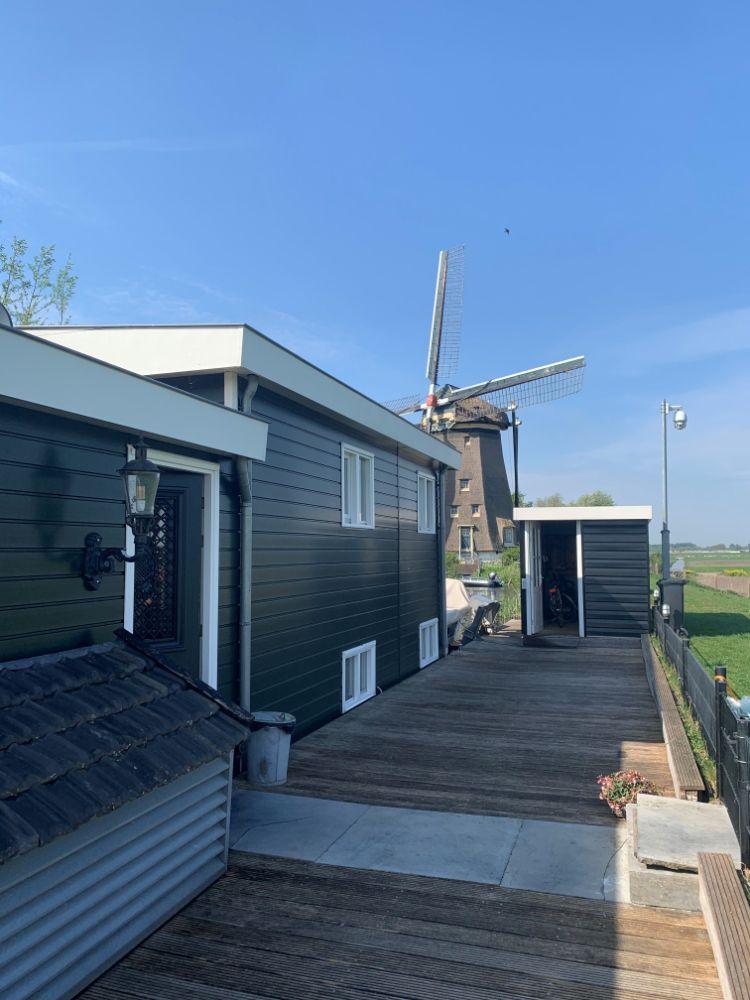 Heiligegeestlaan 8 2465AX, Rijnsaterwoude, Zuid-Holland Netherlands, ,Houseboat,For Rent,Heiligegeestlaan,1040