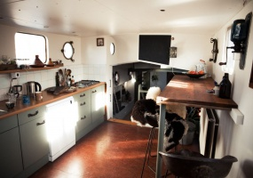 Schellingwouderdijk 382 1023NM, Schellingwoude, Noord-Holland Netherlands, ,Houseboat,For Rent,Schellingwouderdijk,1041