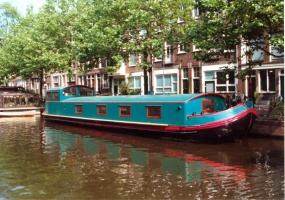 Lijnbaansgracht 344 1017cz, Amsterdam, Noord-Holland Netherlands, ,Houseboat,For Rent,Lijnbaansgracht,1044
